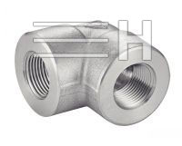 90° Female / Female Elbow Npt, Inconel 601