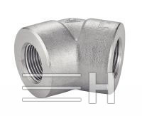 45° Female / Female Elbow Npt, Inconel 601