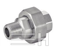 Male / Female Union Npt, Inconel 601