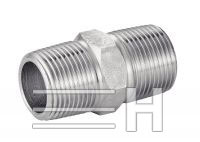 Hexagonal Nipple Npt, Inconel 601