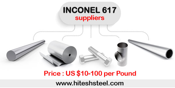 Inconel 617 supplier
