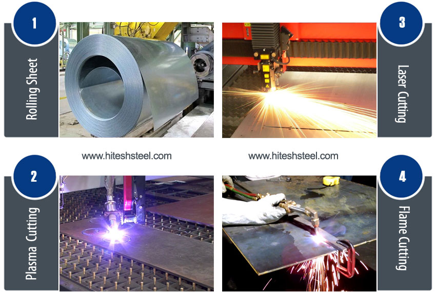 Nickel 201 Plate cutting service