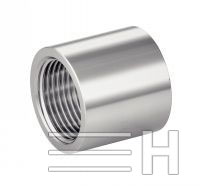 Female Half Coupling, Inconel 601