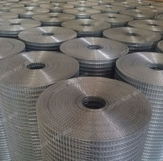 ASTM B574 Hastelloy C22 welded wire mesh